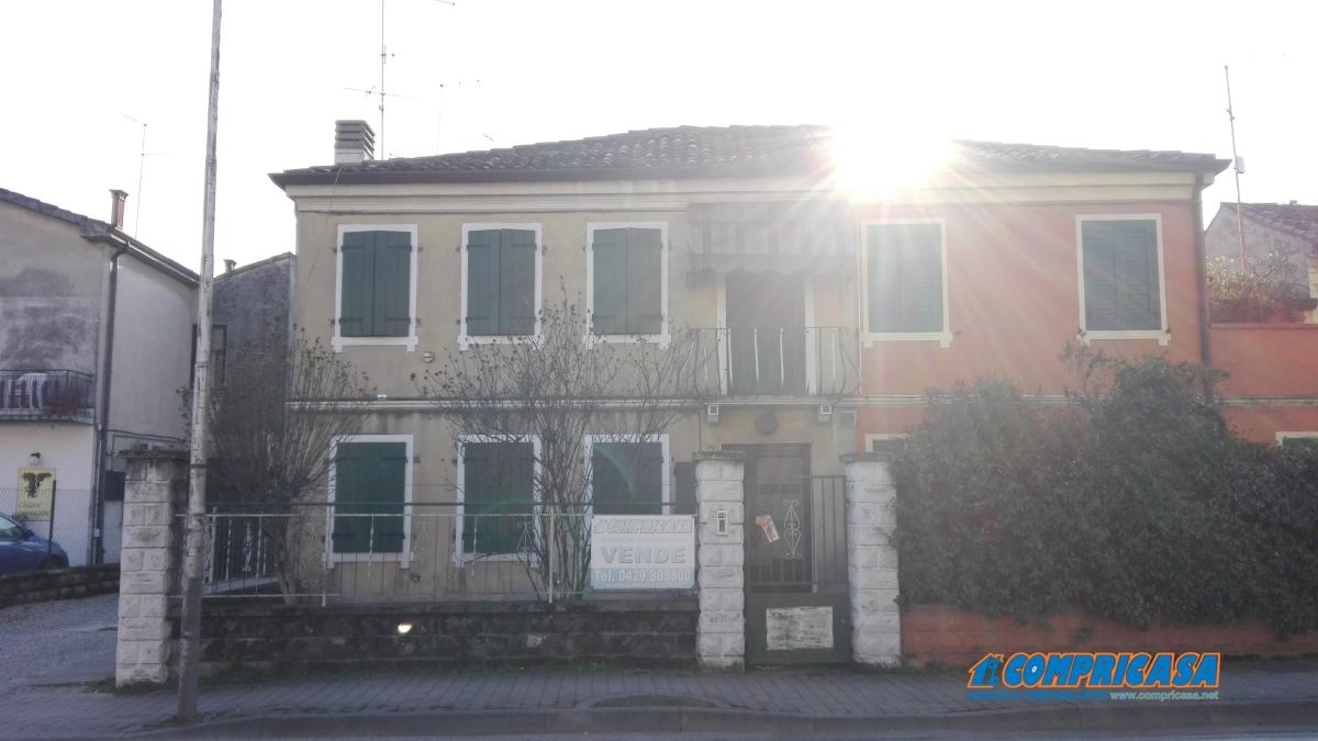 Soluzione Semindipendente in affitto a Montagnana, 3 locali, prezzo € 370 | CambioCasa.it