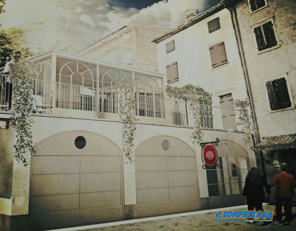 Rustico / Casale in vendita a Cavaion Veronese, 6 locali, prezzo € 250.000   CambioCasa.it
