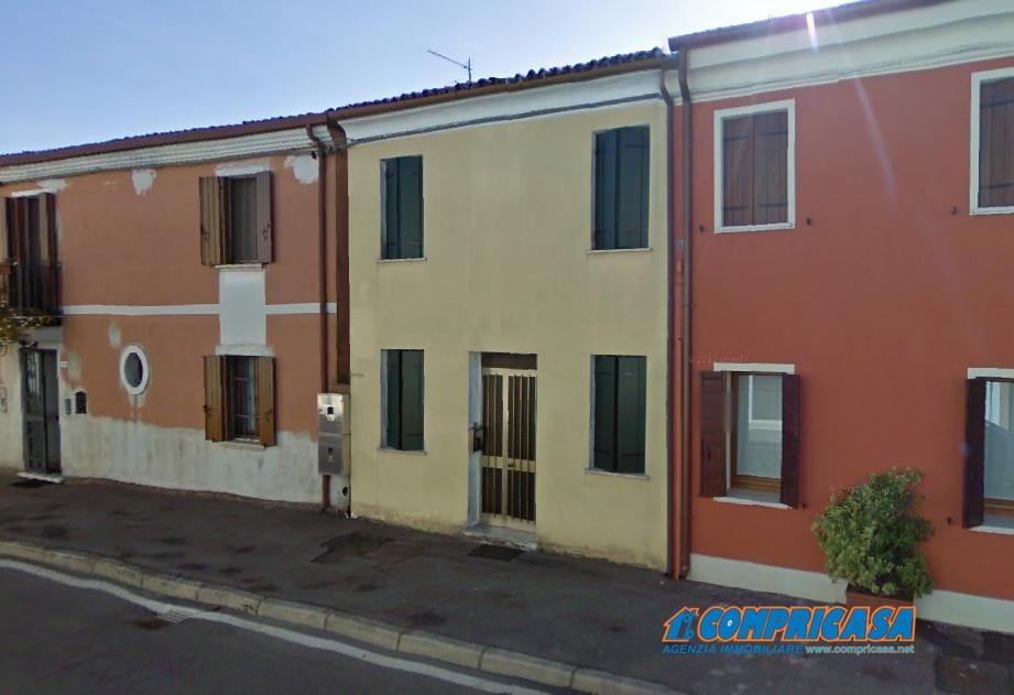 Soluzione Semindipendente in vendita a Saletto, 5 locali, prezzo € 55.000 | CambioCasa.it